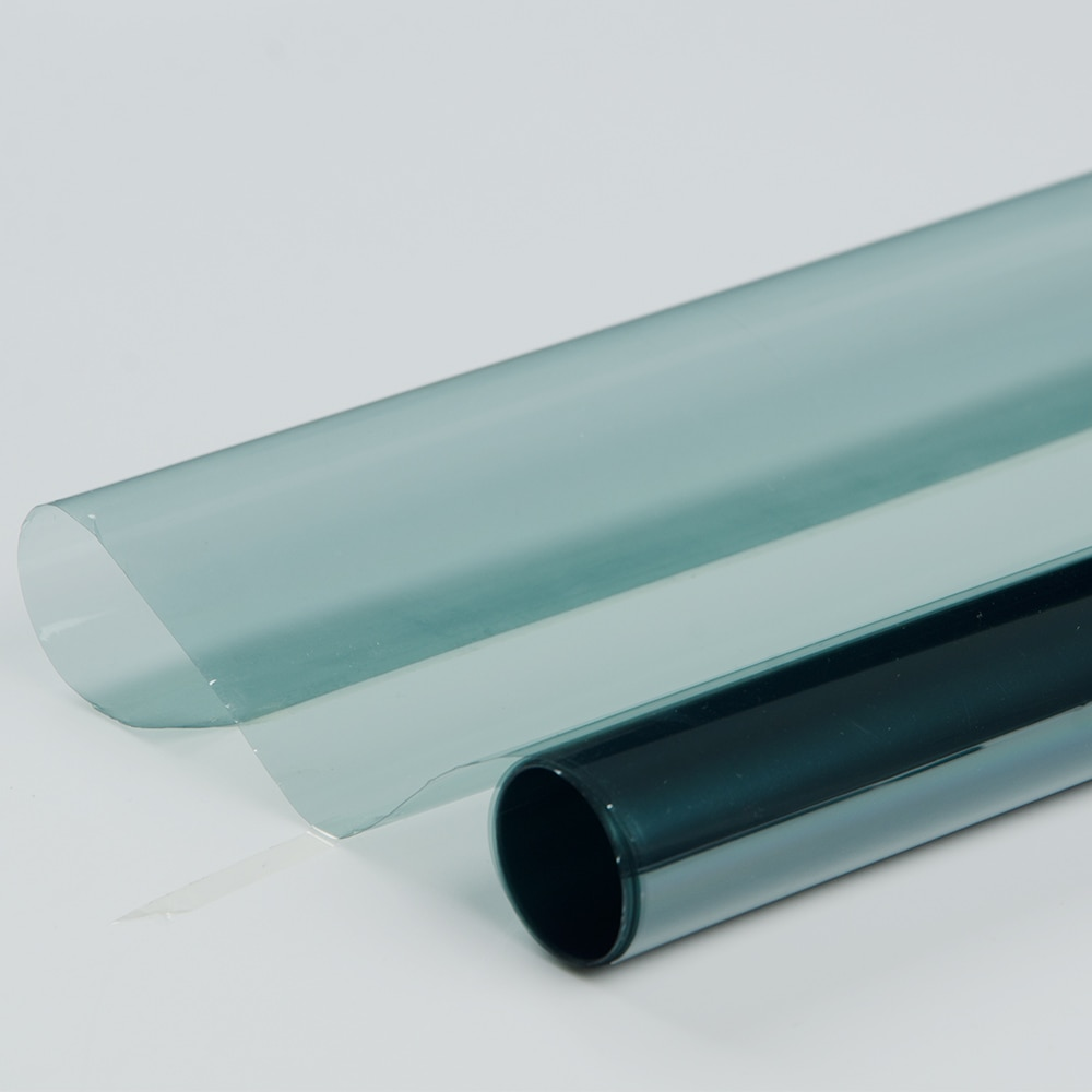 Nano tintas de cerámica película de ventana de coche tinte de ventanilla del hogar película solar 0.5x 6 m/rollo