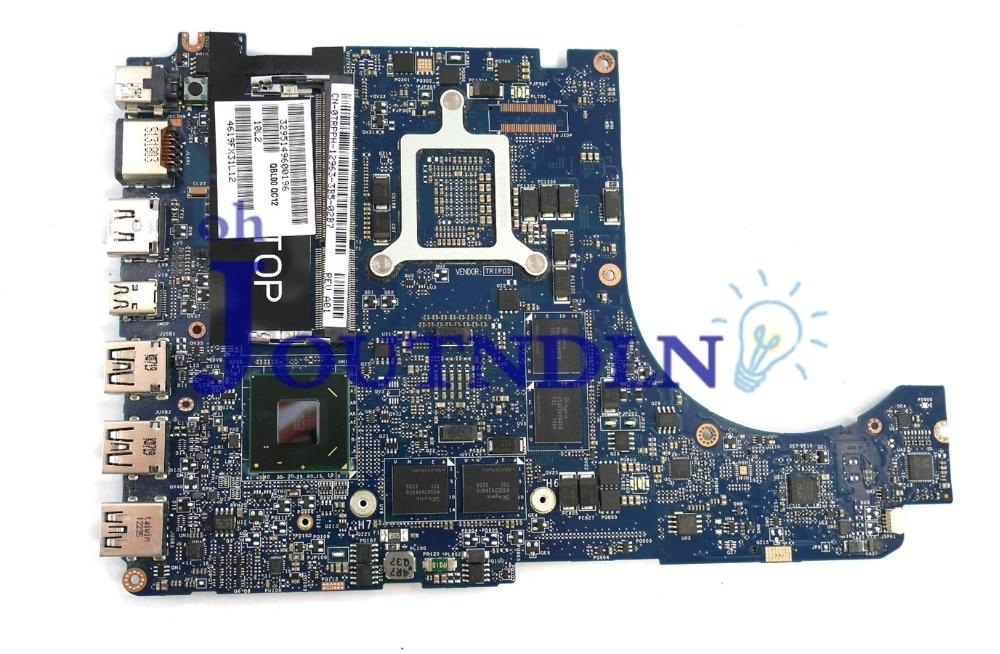 JOUTNDLN для Dell XPS 15 L521X материнская плата для ноутбука TRPPH 0TRPPH CN-0TRPPH DDR3 W/i7-3632QM 2,2 GHz CPU 640 M/2 GB GPU