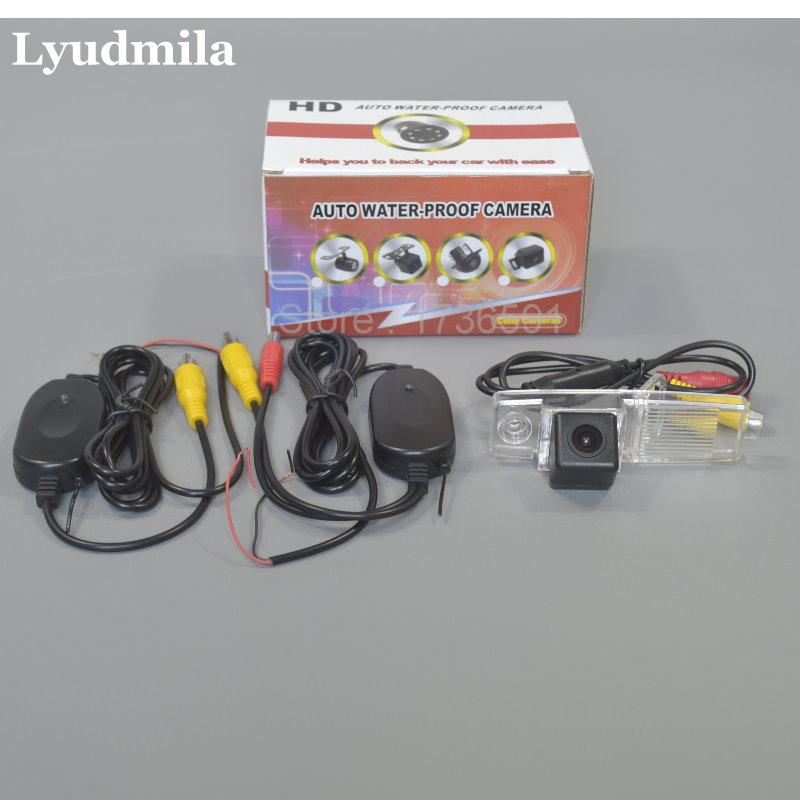 Lyudmila Wireless Camera For Lexus GS 300 350 430 460 450h 2005~2011 / Car Rear view Camera / HD Back up Reverse Camera