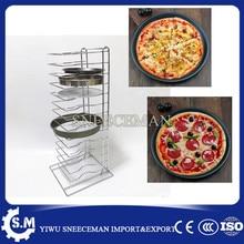 14 capas de estantes para pizza, estantes para pizzas, soportes para pizza, rejillas para pizza