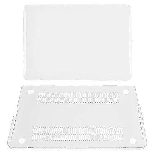 ¡NOVEDAD DE 2015! Funda protectora transparente 2 en 1 para Apple Macbook Pro 13 15 con Retina Air 11 12 13 + funda para teclado 13,3 15,4