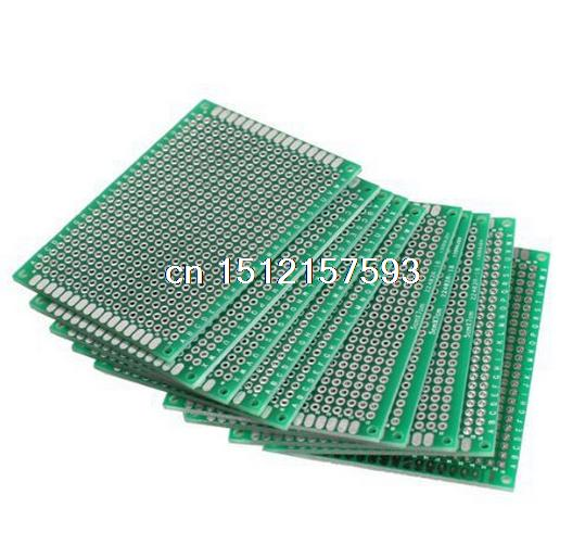 F08382 10 Uds 5x7cm placa tira de PCB matriz placa PCB placa + envío gratis