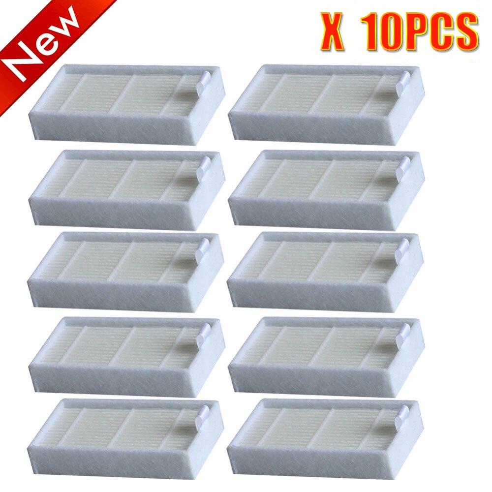 Filtro Filtros de aspiradora HEPA para CHUWI V3 iLife X5 V5 V3 + V5PRO ECOVACS CR130 cr120 CEN540 CEN250 ML009, piezas de limpiador