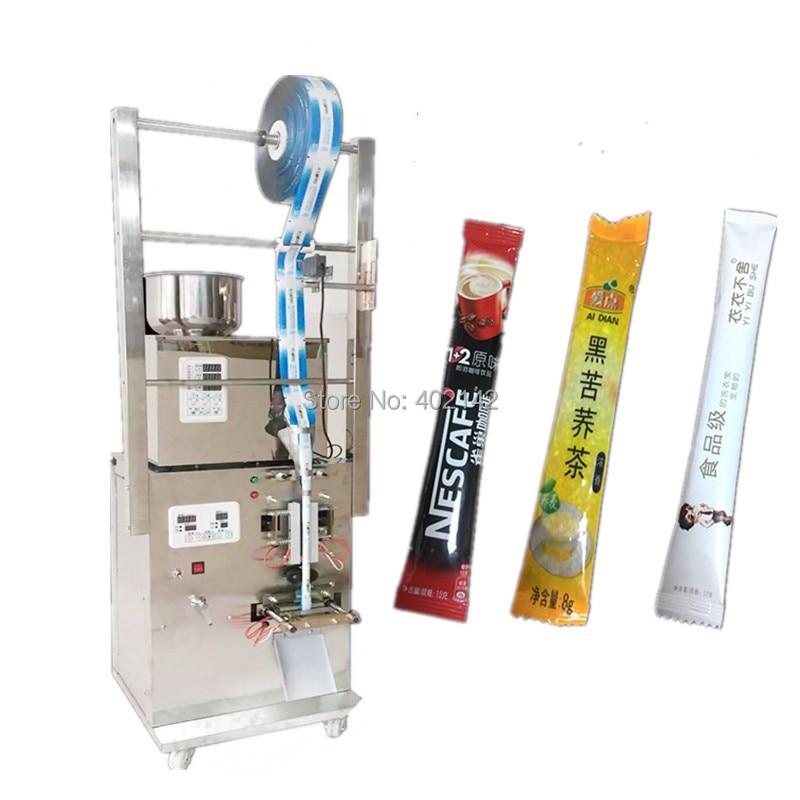High Accuracy Automatic Small Sachet Powder Packaging Machine 2-200G