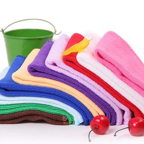 5 штук упак. тряпка для мытья посуды тряпка для полотенец бамбуковое волокно тряпка для уборки дома бамбуковые салфетки микрофибра гаджеты для уборки
