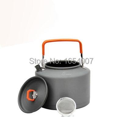 Fire Maple FMC-T4 1.5L tetera EQUIPO DE cafetera de Camping hervidor de Picnic utensilios de cocina 236g envío gratis