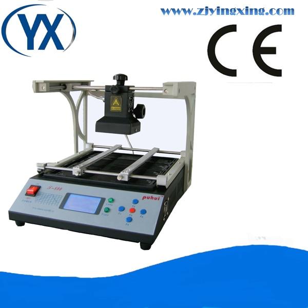 Garantia de Qualidade de Reparação PCB Estação de Retrabalho BGA Sistema de Reparo BGA T-890 IRDA Welder 1500 W Componentes SMD