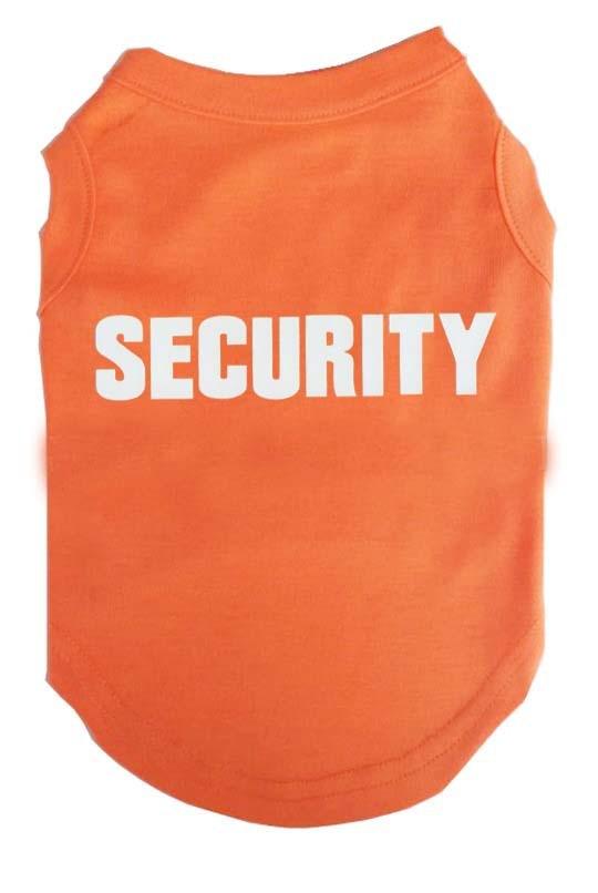 Camiseta de seguridad para perros, estampado de moda, chaleco deportivo para cachorros de compañía y gatos, camisas, ropa, XS-XXXL en 7 colores para Chihuahua o Rottweiler