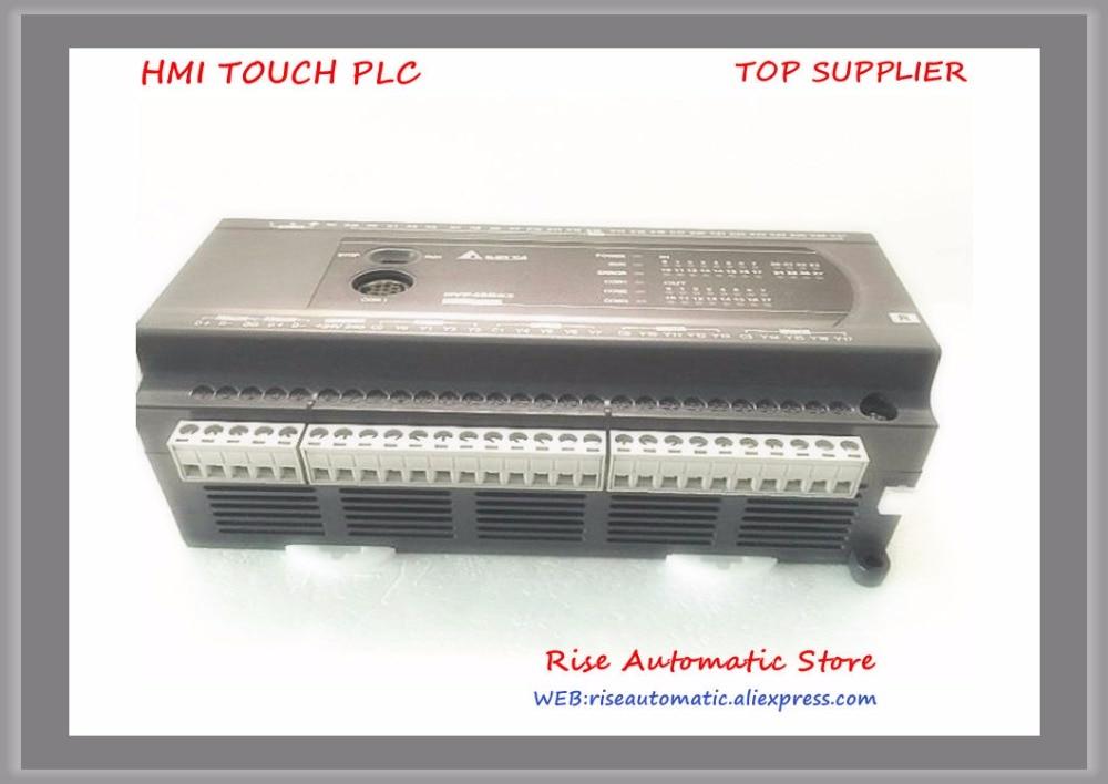 DVP40ES200R جديد الأصلي PLC ES2 سلسلة 100-240VAC 24DI 16DO التتابع الإخراج