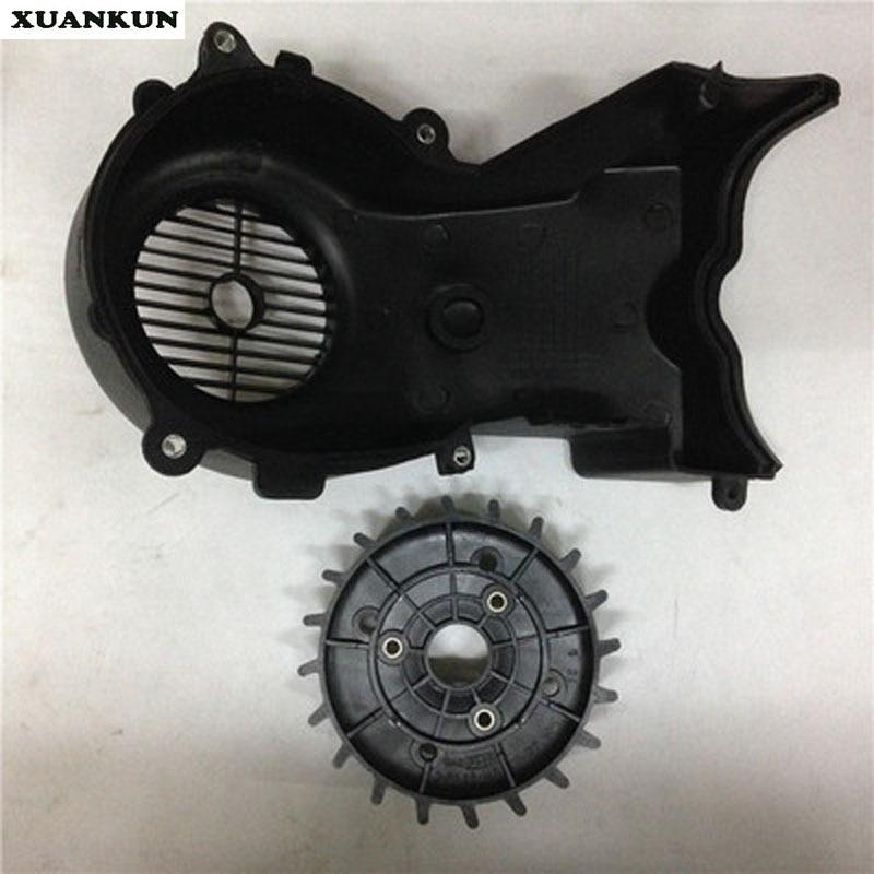 Cubierta de ventilador de hoja XUANKUN HS125T