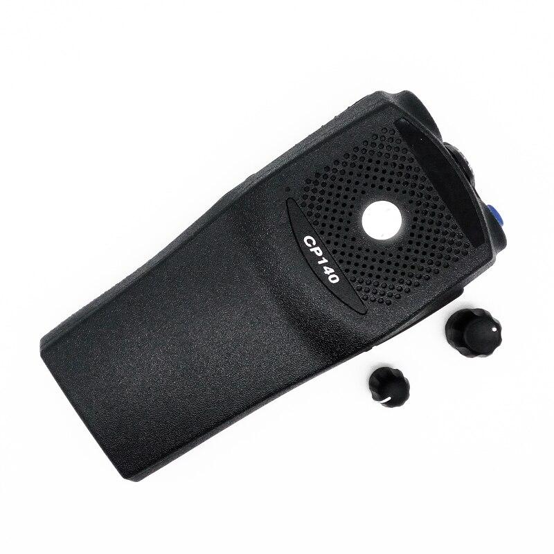 Корпус Корпуса корпуса для Motorola Walkie Talkie двухстороннее радио CP140