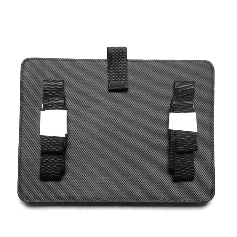 Soporte para reposacabezas funda con correa para reproductores de DVD portátiles tabletas coche 7/9/10 pulgadas