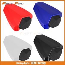 Motorfiets Plastic Rear Passagierskussen Seat Beschermhoes Cap Voor Yamaha YZFR1 YFR-R1 Yzf R1 2009 2010 2011 2012 2013 2014