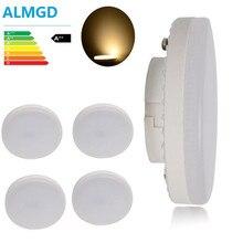 GX53 LED Light Bulb 5W 7W 9W Led Lamp GX53 smd2835 GX 53 Base LED LAMP AC 220V 230V 240V warm white lights