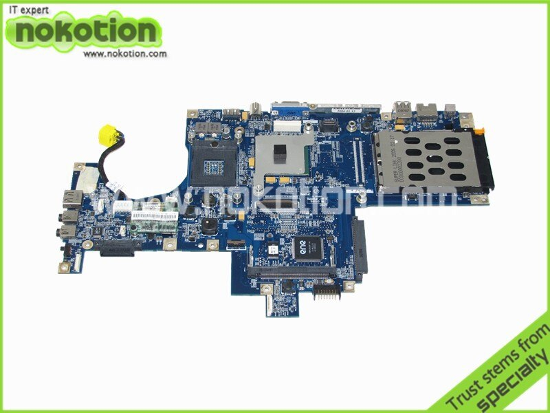 NOKOTION placa base HEL00 LA-3091P 41W1158 placa base de Computadora Portátil para IBM Lenovo 3000 C100 DDR2 probada completa placas madre
