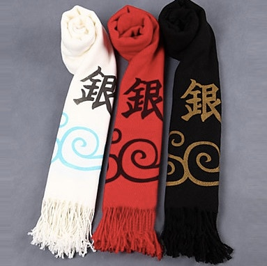 Гинтама гинтоки шарф сакаты