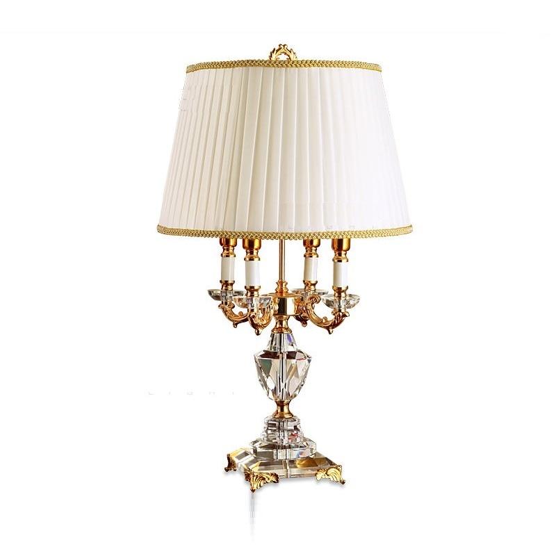 De cristal moderna lámpara de iluminación lámpara de noche para dormitorio de...
