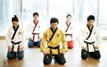Professionnel WTF JC taekwondo Poomsae Dan dobok j-calicu Junior Dan homme et femme JCALICU Senior Dan hommes et femmes maître Dan