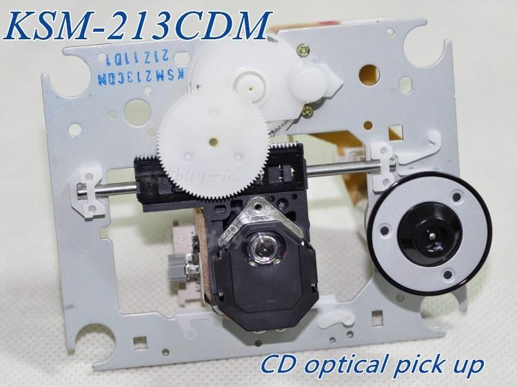 100% New Original CD laser head KSS-213C with mechanism KSM-213CDM Optical Pickup KSM213CDM  for kenwood CD player