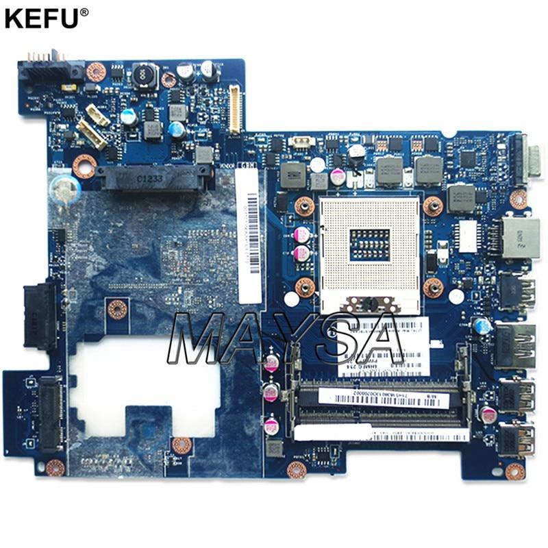 PIWG1 LA-6759P يصلح لينوفو G470 دفتر اللوحة DDR3 HM65 REV: 1.0 (مع منفذ HDMI) 100% العمل!