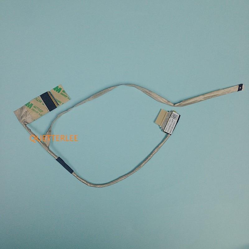 Новинка, бесплатная доставка, для DELL INSPIRON 5721 3721 5737 VAW10 LVDS LCD светодиодный экран, видео гибкий кабель DC02001MH00 DP/N 0249YD