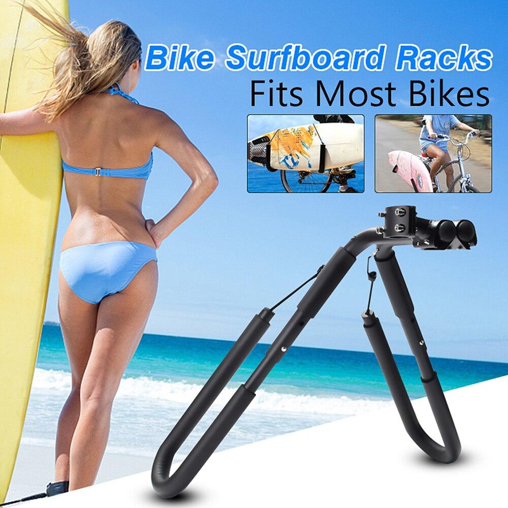 AU bicicletas portabebés bicicleta Skimboard stock tabla de surf nuevo soporte lateral Kiteboard