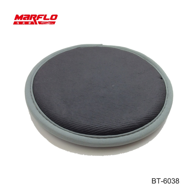 Marflo Microfiber Magic Clay Pad Bar Car Repair Remover Paint Shine Care Polishing Gringding Scratch Brillaitech