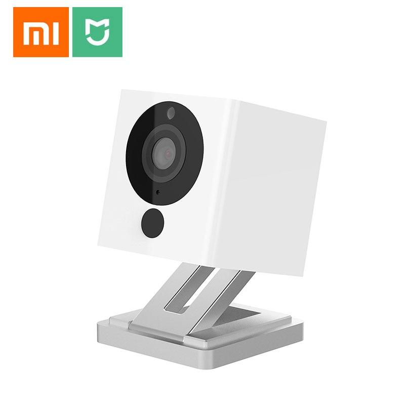 Xiaomi Mijia Xiaofang Cámara inteligente 1S 1080P T20L Chip WiFi 8X Zoom Digital APP Control cámaras Cam para casa inteligente de seguridad