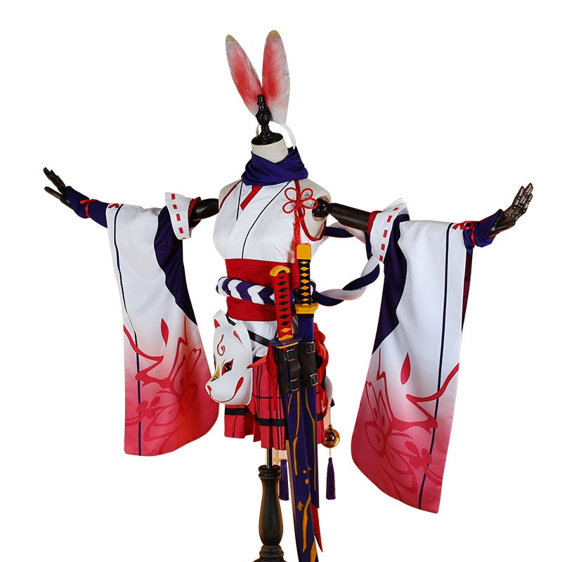 Honkai impacto 3rd Cosplay Yae Sakura cosplay traje Yae kimono Sakura cosplay
