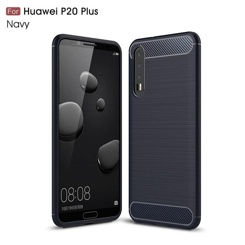 Для Huawei P8 P9 P10 P11 P20 Plus чехол из углеродного волокна Мягкий TPU чехол для P8 P9 Lite 2017 Honor 8 Lite Coque P8 P9 P10 P20 Lite