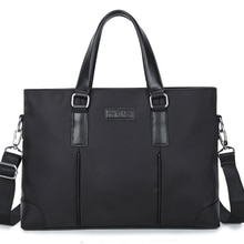 Business Men Briefcase Bag High Quality Business Famous Brand Pu Leather Shoulder Messenger Bags Office Laptop Handbag