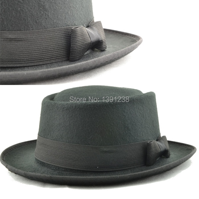 BREAKING BAD BB Hat Walter White Cosplay Heisenberg Hat Pork Pie Cap