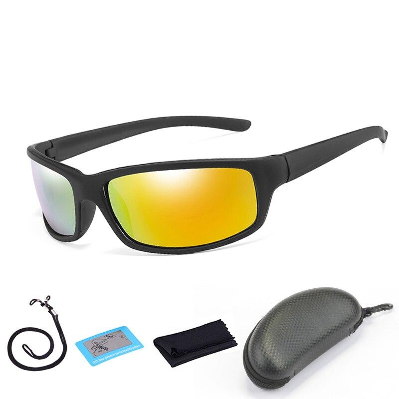 Nuevos anteojos de sol para pescar polarizados, para deportes al aire libre, para pescar, ciclismo, senderismo y escalada, venta al por mayor