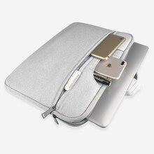 Litthing Grote Capaciteit Laptop Handtas voor Mannen Vrouwen Reizen Aktetas Bussiness Notebook Tas voor 13 15 Inch Macbook Pro Dell PC