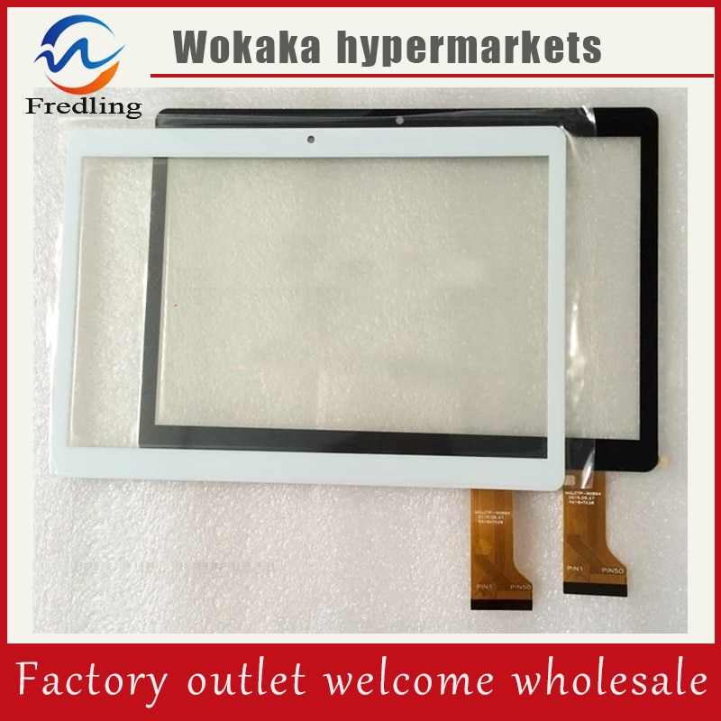 Película protectora de vidrio templado nueva pantalla táctil para 9,6 pulgadas BMXC I960, T950s MTK8752 MTK6582 tableta MGLCTP-9O894 panel digitalizador