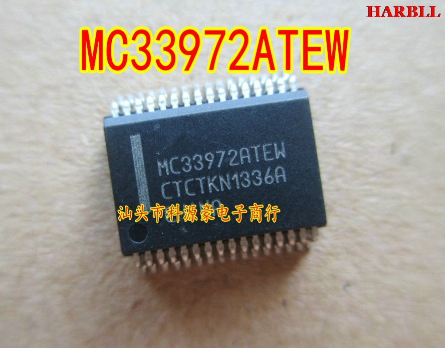 MC33972ATEW Novo