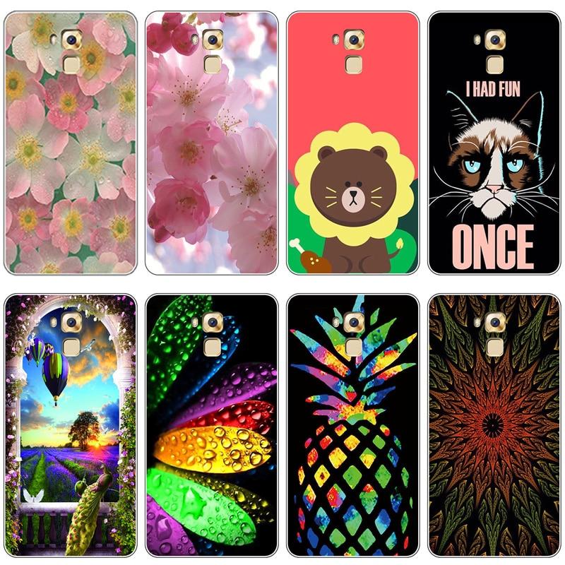 Чехол-бампер для телефона Oukitel U16 Max, чехол для Oukitel U16 max U 16 Max, мягкий силиконовый чехол с рисунком совы, кошки, цветов, милых животных