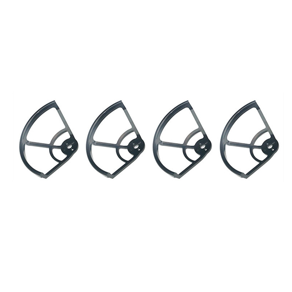 Hot New LDARC 4 PCS 3.1 Inch Propeller Protective Guard & 4 Pairs 3140 3.1 Inch 3-Blade Propeller fo