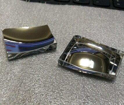 Lente de proyector de plástico óptica espejo reflector retrorreflector de vidrio para BENQ MS521P MX522P TS537 TX538 MW526 MS527 MX528