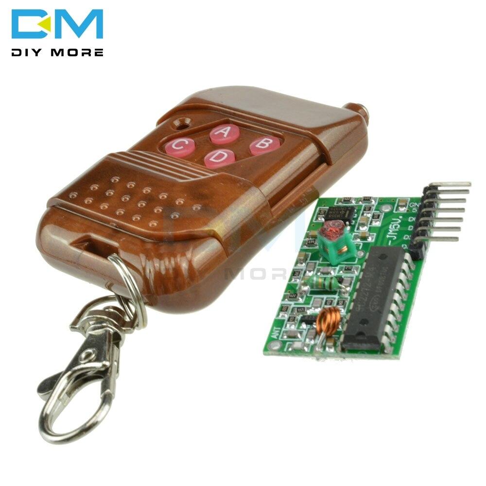 IC 2262 2272 315 МГц 433 МГц 4-канальный ключ, бе