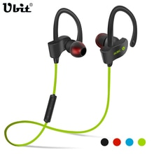 Ubit 56 S Spor Kulak kablosuz bluetooth Kulaklık Stereo Kulaklık Kulaklık Bas mikrofonlu kulaklık iPhone 6 Samsung Telefon
