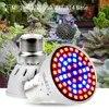 CanLing E27 ha condotto la luce della pianta E14 coltiva la lampadina GU10 ha condotto la lampada della piantina 220V MR16 Fitolampe ha condotto la lampada fito 3W 5W 7W per la scatola di coltivazione dell'interno