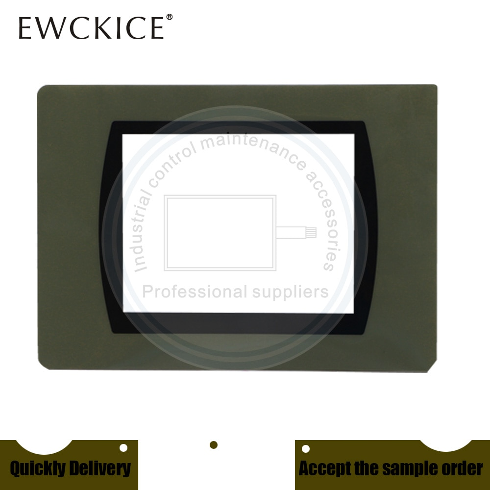 NEW PanelView C600 2711C-T6C 2711C-T6T 2711C-T6M HMI PLC Touch screen AND Front label Touch panel AND Frontlabel enlarge