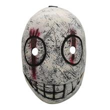 Latex mort par la lumière du jour Cosplay masque Halloween Gamer Fans Collection Cosplay Costumes accessoires