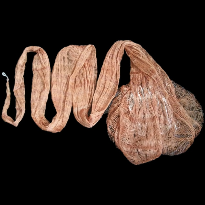 Height 3.5m*Diameter 4.5m tyre cord throw net Rotary fishing network cast net fish trap fishing net round net rede de pesca lead enlarge