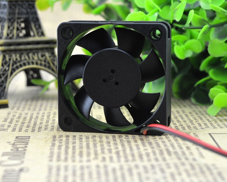 Wholesale: genuine SUNON 5CM 12V 1.5W KD15PHB1 50*50*15 2 wire cooling fan