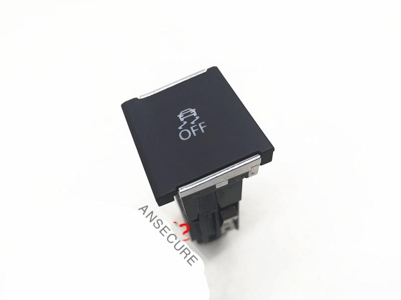 Carro esp fora do interruptor botão de pressão para vw tiguan ii 5ng927137a 5nb927137a 2016-2020