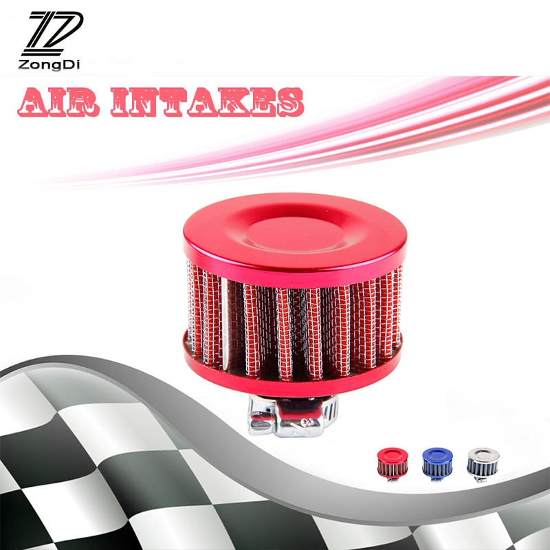 ZD 1PCS For Hyundai Tucson 2017 Solaris ix35 i30 Suzuki Swift Mitsubish ASX Car styling Automotive Air Intake Filter Accessories