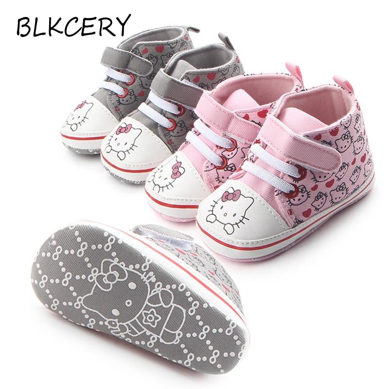 Botas de bebé para niñas, zapatos de princesa rosas para recién nacidos suela blanda escarpines para bebés, infantes, marca Buty, regalos de moda para recién nacidos