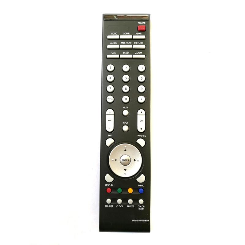 Novo Original Para INSIGNIA 845-A45-PDP32B-INSH TV Controle Remoto 845A45PDP32BINSH 845A45PDP32BINSH NSPDP3209 NSPDP3209 Navio Livre